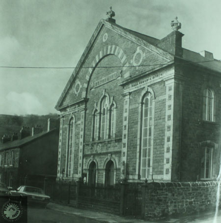 Bethania Treorchy photographed in 1979.